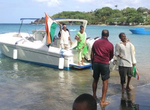 Indians in  SVG celebrate 157 years