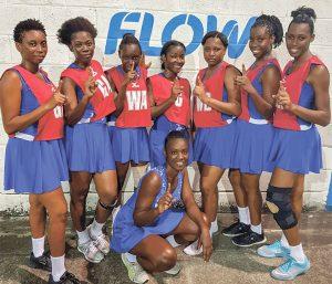 Mitres retake division one netball league crown