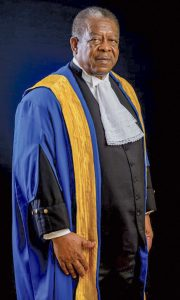 Vincentian appointed head of  Caribbean Court of Justice