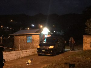 Witness shot and killed in Layou