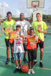 PYA says basketball summer camp a success