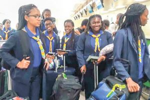 Vincentian Girl Guides to represent in Malta