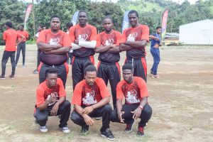 Greiggs softball competition serves up double delight