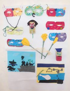 Children showcase talent at NDP arts and craft  exhibition
