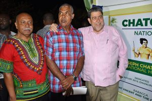 Another honour for national hero and Paramount Chief