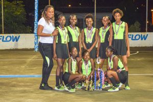 North Leeward Starz shine in National Netball finale