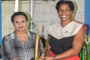 Maple clan takes lion's share of netball awards