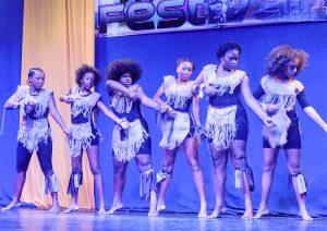 Schools taste  victory at national dance festival