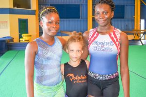 Gymnastics programme welcomes new home