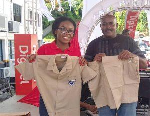 Digicel customers benefit from free backpacks,school supplies