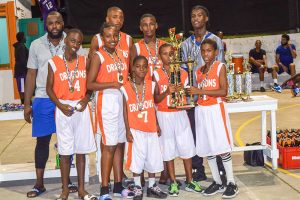Titles decided as  Bequia Basketball tournament closes off