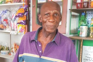 McKie's Hill shopkeeper fights off armed bandits