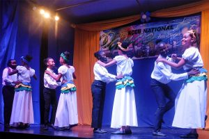 Schools taste  victory at national dance festival