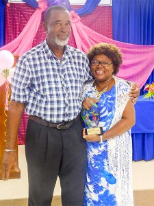 Education officer  retires after 32 years of service