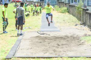 X- Ceed Sports Club nets new athletic talent