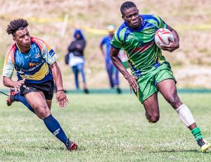Defeated Rugby  Sevens squad returns from Barbados