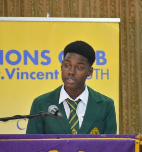 Consistency pays off for Grammar School student
