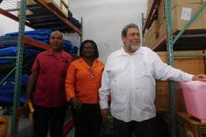 NEMO opens  satellite warehouse at Noel, Sandy Bay