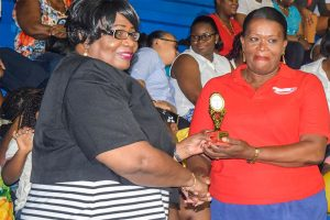 Firms' netball ends in grand fashion