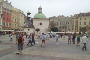 Quietly working  together for 22 Years: memories of my study tour to Poland