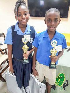 Stubbs Government retains KCCU primary schools' Quiz title
