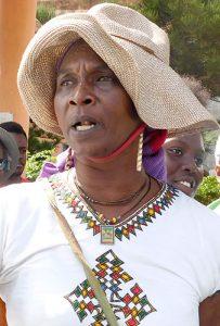 Rastas fighting against rastas for rasta herb – Empress Zaditu (+Videos)