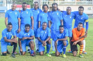 Breakaway masters' football tournament's eighth edition ends